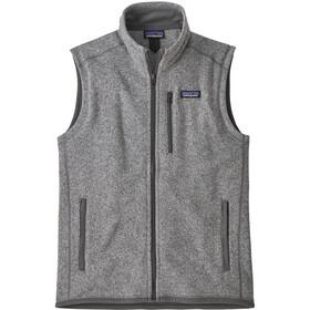 Patagonia Better Sweater Gilet Uomo, grigio